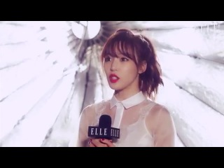 Tiffany - Search The Style ELLE Korea